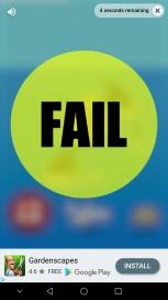 fail four